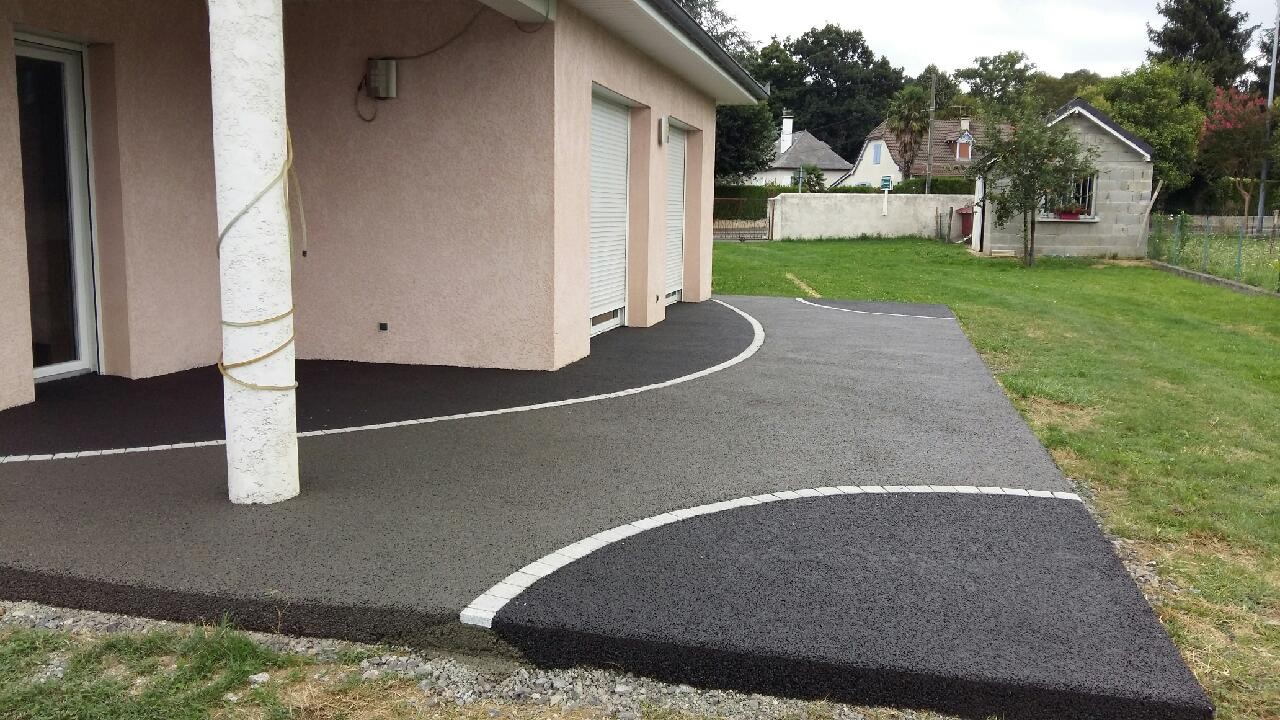 Comment faire une terrasse en beton - Comment nettoyer une terrasse en beton ...